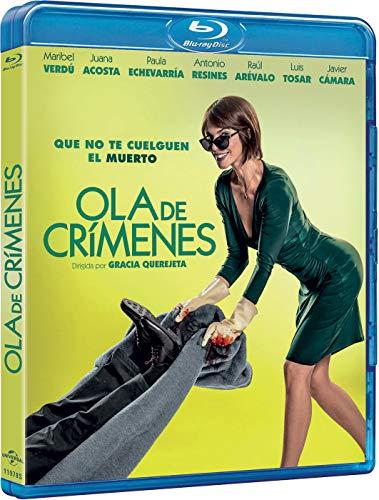 Ola De Crímenes [Blu-ray]