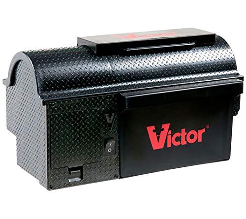 FINCA CASAREJO Trampa para Ratones eléctrica multicaptura. 100% eficaz sin venenos (FTERM)