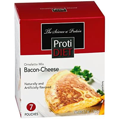 ProtiDiet Meal Mix - 7 pouches