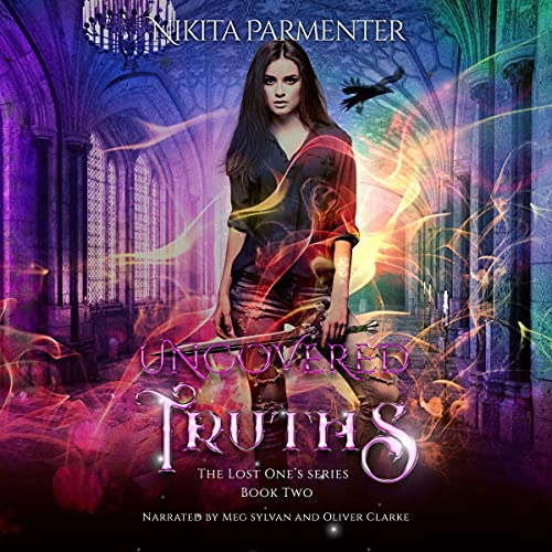 Uncovered Truths Audiobook By Nikita Parmenter cover art