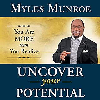 Uncover Your Potential: You Are More than You Realize audiobook cover art