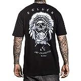 Sullen Clothing T-Shirt - Silver Chief XXL