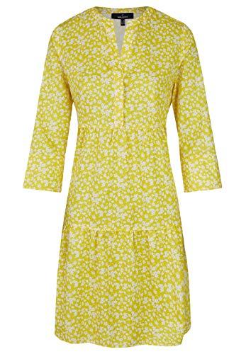 Daniel Hechter Sukienka damska, żółty (Yellow 130), 36 PL