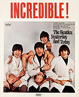 beatles butcher cover poster