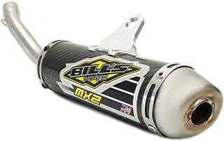 Bill`s Pipes MX2 Carbon Silencer - 2-Stroke (Carbon Fiber) for 12-15 KTM 125SX
