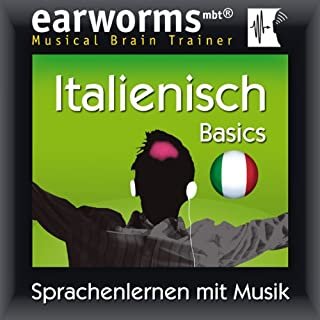 Earworms MBT Italienisch [Italian for German Speakers] Titelbild