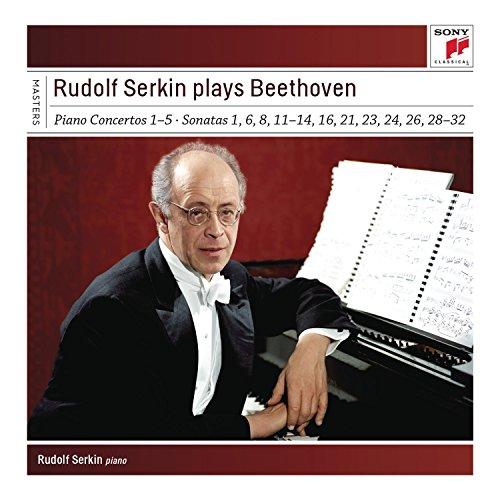 Rudolf Serkin Plays Beethoven Concertos - Serkin, Rudolf