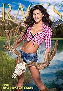By accuracyxtreme RACKS Mule Deer Calendar 2015 (15th) [Spiral-bound]