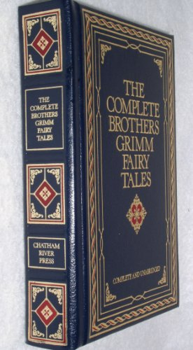 The Complete Brothers Grimm Fairy Tales 0517453746 Book Cover