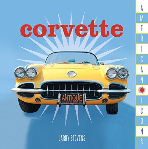 American Icons: Corvette (English Edition)