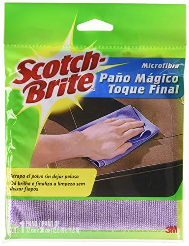 paño microfibra cocina fabricante 3M Scotch-Brite