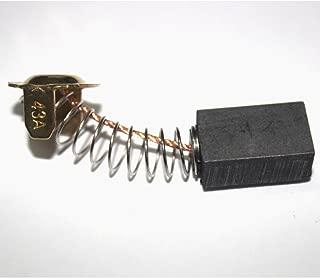 Winwill 4pcs 4 x 5 x 20mm spazzole universali del carbonio del motore per gli attrezzi elettrici