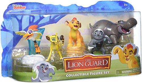 Disney Lion Guard Figures (5 Pack) - Amazon Exclusive
