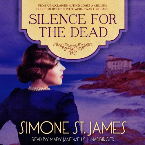 Silence for the Dead audiobook cover art