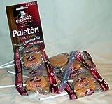 Coronado Paleton De Cajeta Quemada Mexican Goat Milk Candy Lollipops 10 Pcs by N/A [Foods]