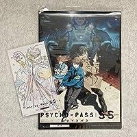 劇場版 PSYCHO-PASS サイコパス SS パンフレット 設定資料集