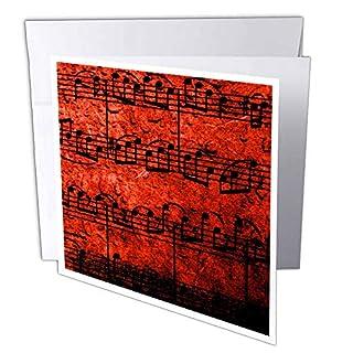 3d Rose GC 5881_ 2musical Interlude en rouge–Cartes de vœux, 15,2x 15,2cm, Lot de 12 (B07B3WRDRH) | Amazon price tracker / tracking, Amazon price history charts, Amazon price watches, Amazon price drop alerts