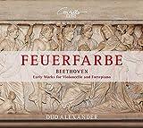 Feuerfarbe/ Beethoven: Obras Para Violonchelo
