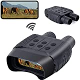 GAOword Digital Night Vision Binoculars-with WiFi Night Vision Can Capture High-Definition Images and Video Digital-Used for Hunting, Traveling, Camping