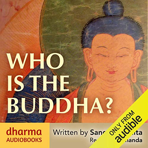 Who Is the Buddha? audiobook cover art