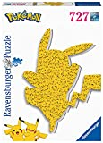 Ravensburger Puzzle, Pikachu Shaped, 727 Pezzi, Puzzle Pokemon, Puzzle per Adulti, Stampa di Qualità, Jigsaw Puzzle, Età Raccomandata 12+, 16846 0