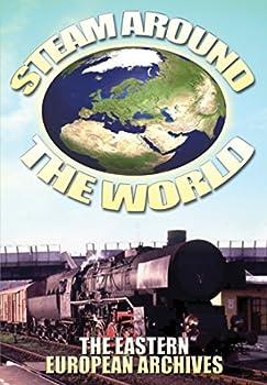 DVD Steam Around The World: Eastern European Archives Book