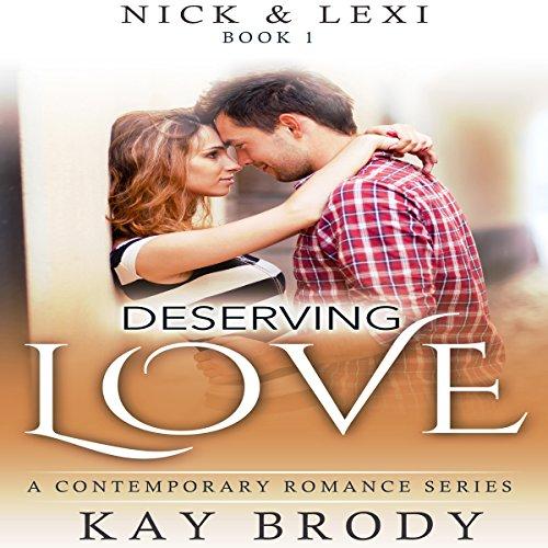 Couverture de Deserving Love