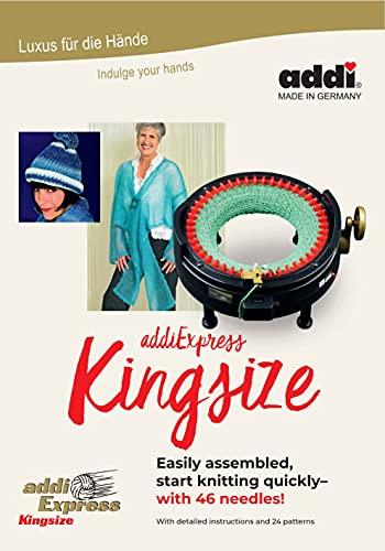 Addi Express Kingsize Book, One Size