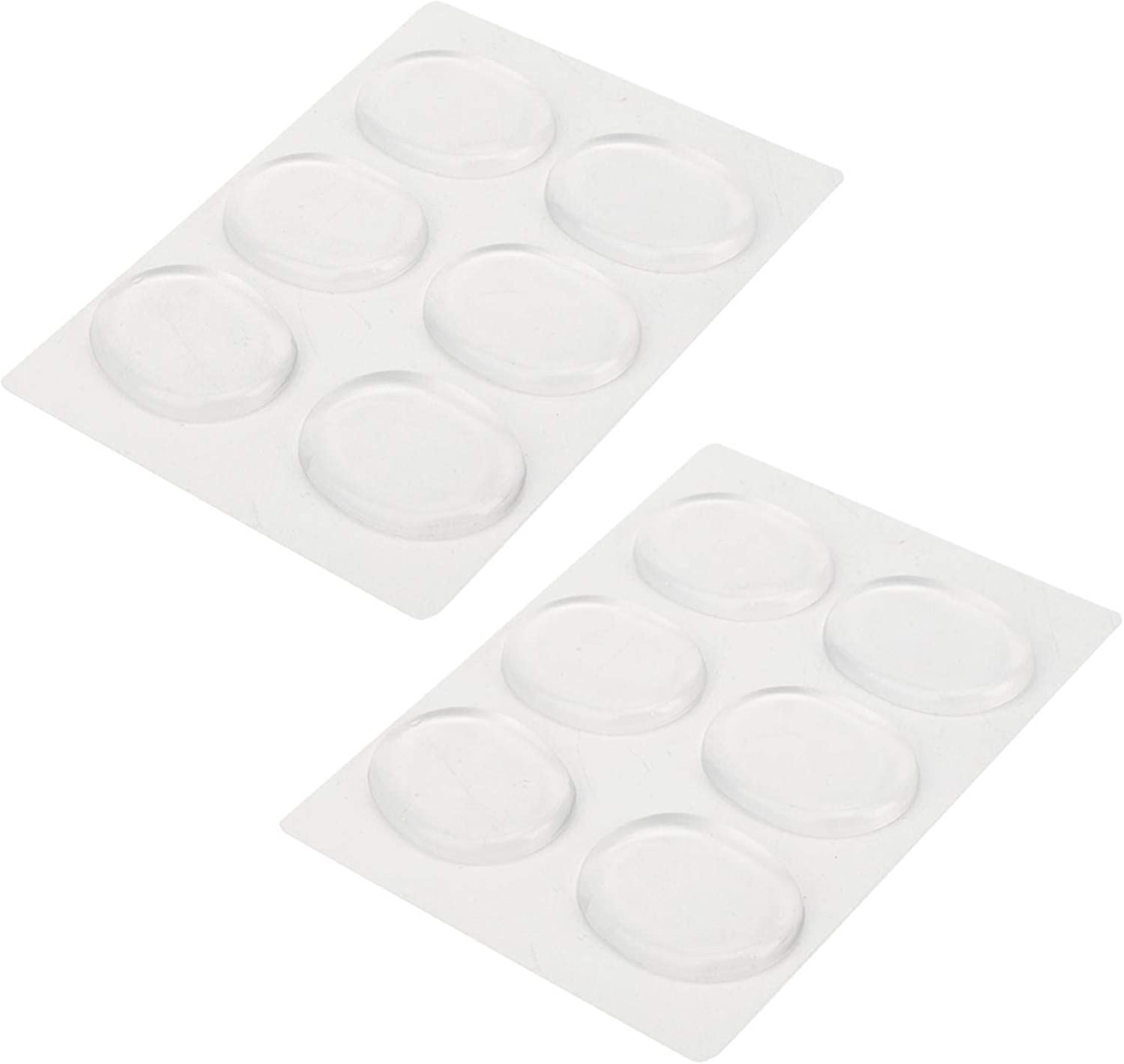 EBTOOLS 12 Pieces Max 40% OFF Year-end gift Drum Silencer Silicone Dampeners Damper