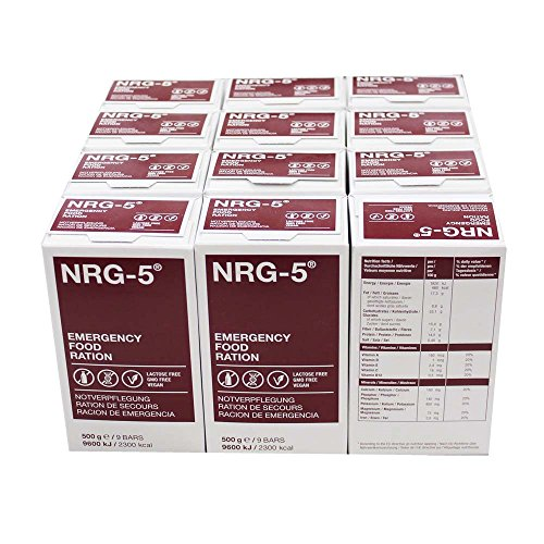 MSI -  12 Pakete NRG 5