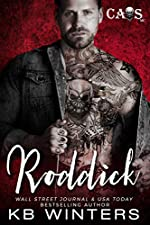 Roddick: A Motorcycle Club Romance (CAOS MC Book 3)