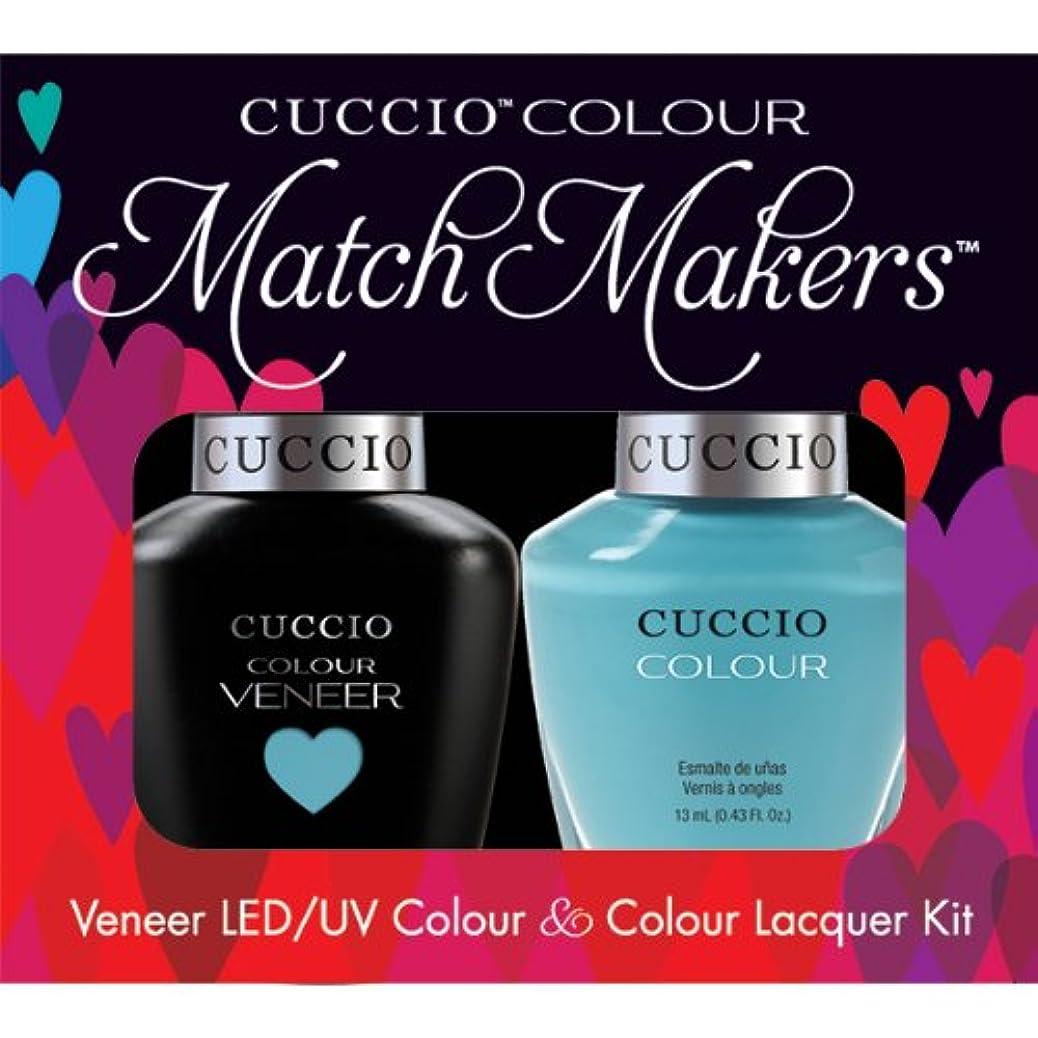 ジョージエリオット重大噂Cuccio MatchMakers Veneer & Lacquer - Make a Wish in Rome - 0.43oz / 13ml Each