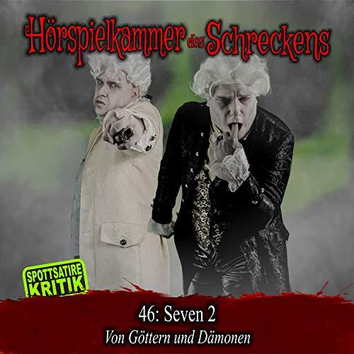 Page de couverture de Seven 2 - Von Göttern und Dämonen