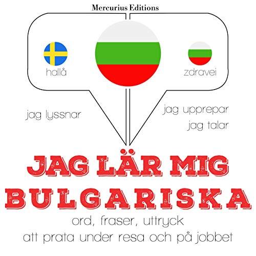 Jag lär mig bulgariska cover art