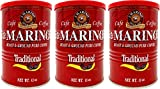 Café El Marino Traditional Ground Coffee Canister, 13 Ounce (Pack of 3)