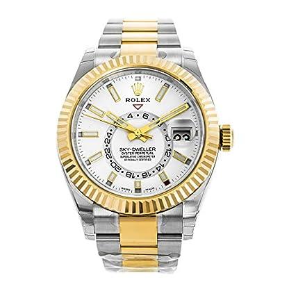 Reloj de oro Rolex