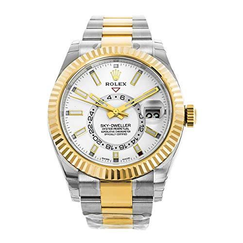 Rolex Oyster Perpetual Sky-Dweller Orologio automatico da uomo bicolore 326933WSO