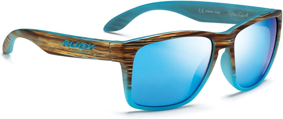 Occhiali RUDY PROJECT SPINSHIELD Blue Matte Mls Orange SP724047