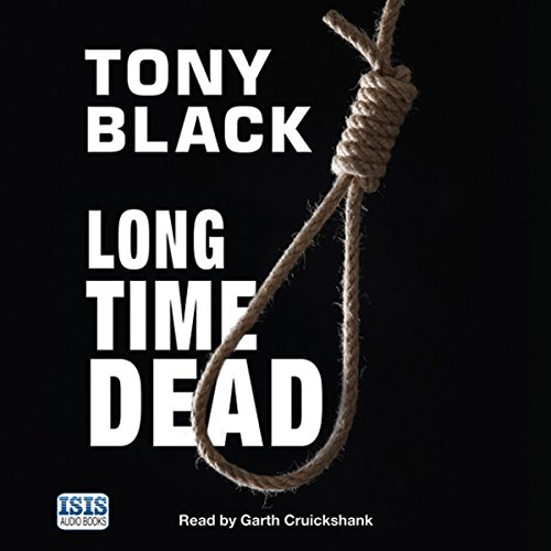 Long Time Dead audiobook cover art