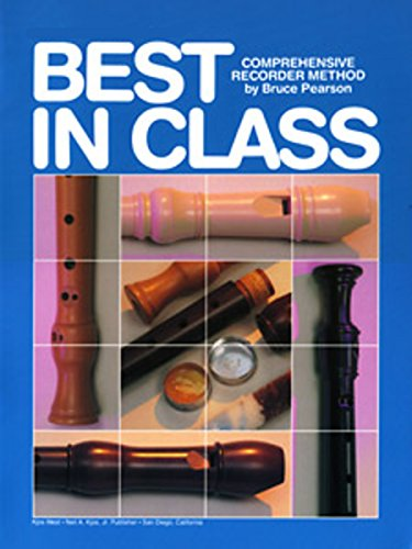 W13RC - Best in Class - Recorder (German and Baroque)