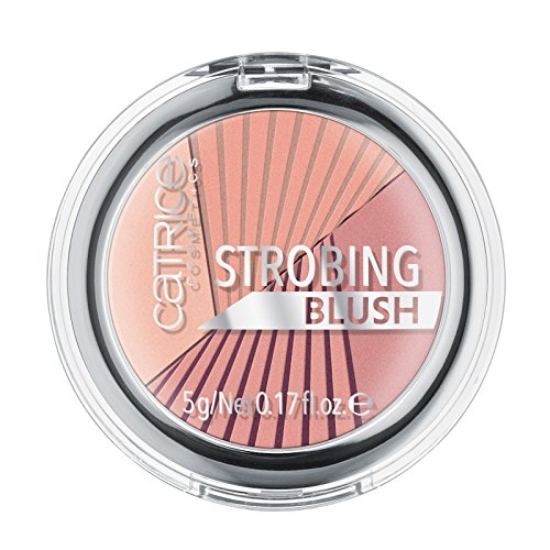 Catrice - Rouge - Strobing Blush - Mrs Summer Peach