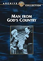 Man From Gods Country [DVD] [Import]