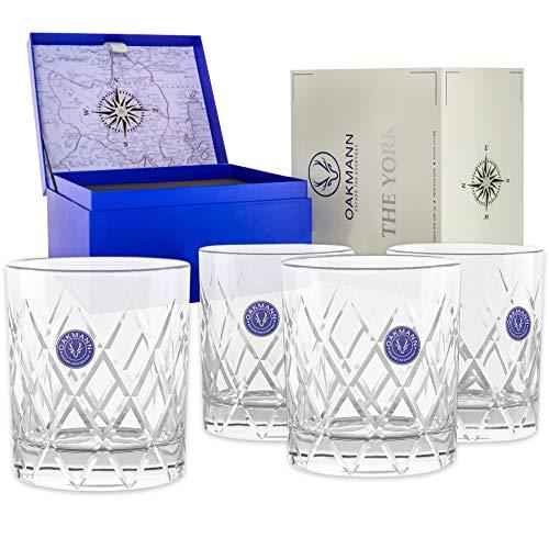 Premium Scotch Whiskey Glasses