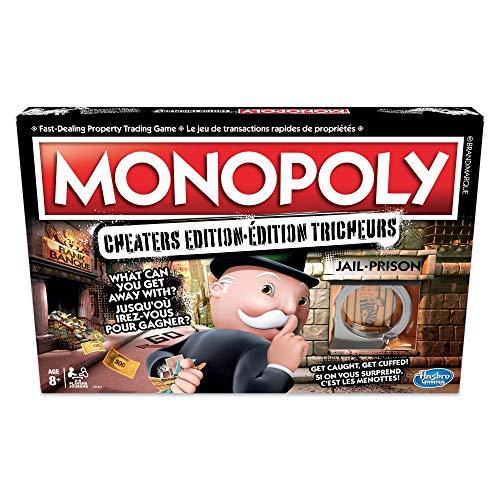 Monopoly: Édition Tricheurs - Cheaters Edition - 0