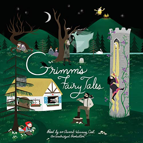 Grimm's Fairy Tales                   By:                                                                                                                                 The Brothers Grimm                               Narrated by:                                                                                                                                 Jim Dale,                                                                                        Janis Ian,                                                                                        Alfred Molina,                   and others                 Length: 3 hrs and 39 mins     3 ratings     Overall 5.0
