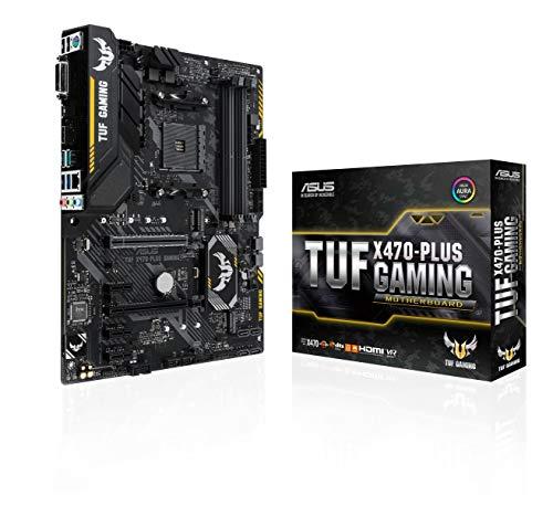 ASUS TUF X470-Plus Gaming AMD Ryzen 2 AM4 DDR4 HDMI DVI M.2...