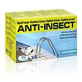 Gre, Anti Insect Refill 90178 Repellente per Insetti, Bianco, 14x5x9 cm, 6 Pastiglie da 30 g
