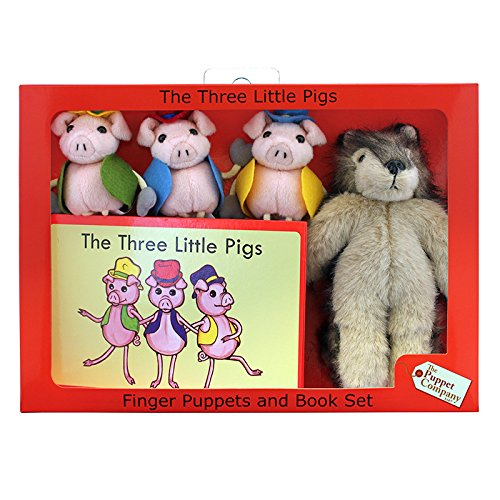The Puppet Company Three Little Pigs