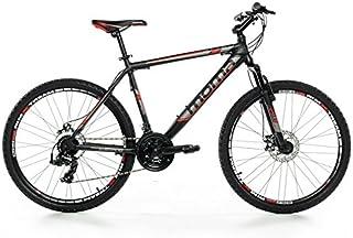 """Moma Bikes MTB GTT - Bicicleta 26"""" Btt Shimano"""