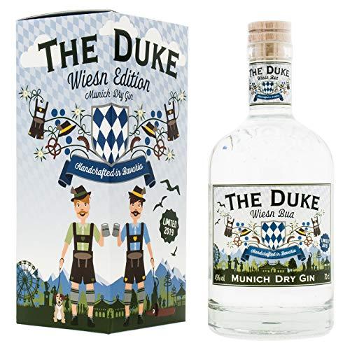 The Duke Munich Dry Gin Wiesn Edition BUA BIO 0,7 Liter 45% Vol.